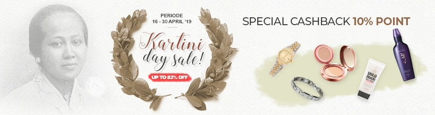 Kartini Day Sale!