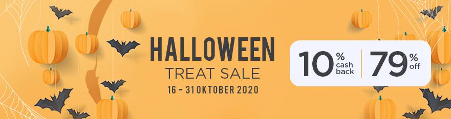 Halloween Treat Sale