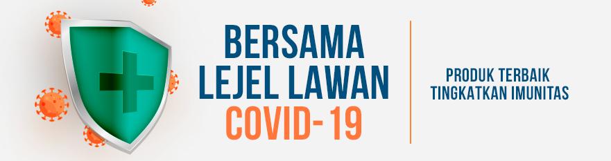 Bersama Lejel Lawan COVID-19