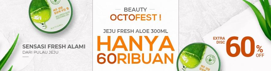 JeJu Beauty OctoFest