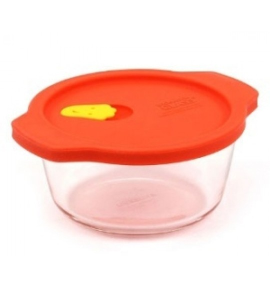 Lock & Lock Egg Glass Container 460ml