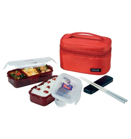 LOCK & LOCK Lunch Box 2P Set