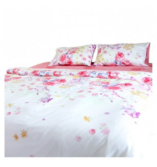 LUOLAI Bed Cover Set (KING)
