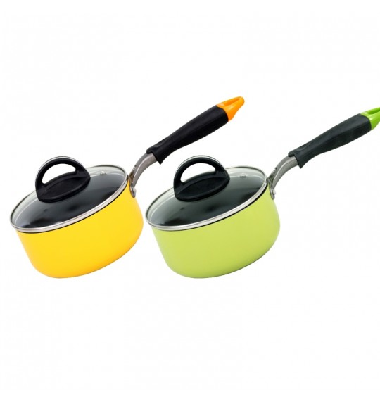 Lock & Lock Ecook Deco Sauce Pan 16cm