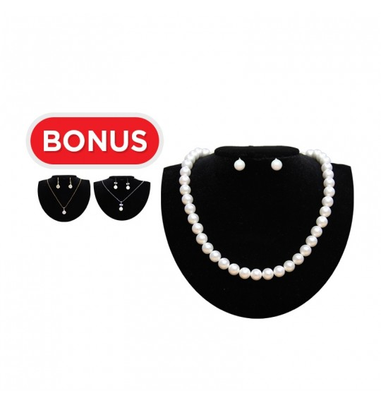 SQUEEN'S Perhiasan Set
