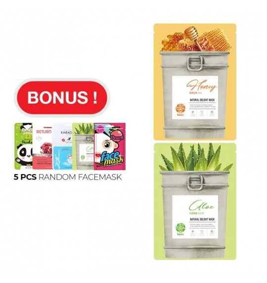 BEOR Facemask (Buy 10 Free 5)