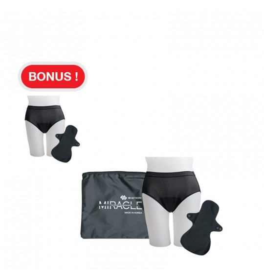MIRACLE Sanitary Pants Underwear