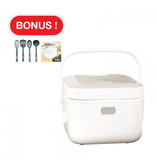 ECOHOME Rice Cooker Low Carbo