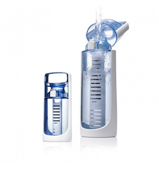 NEW I-WATER Alkali Hydrogen Bottle 1+1