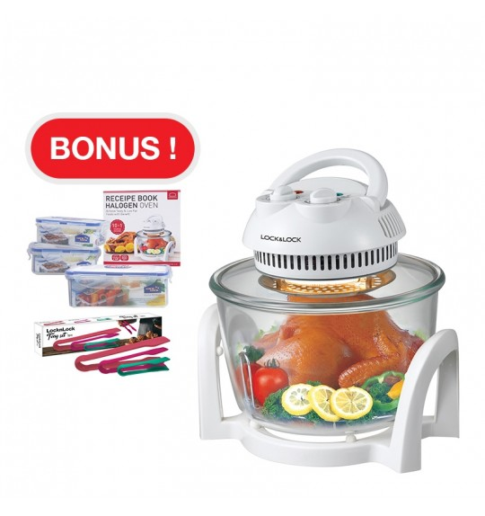 LOCK & LOCK Halogen Oven 7in1