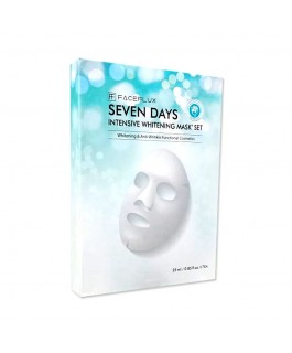 SEVEN DAYS Intensive Whitening Mask 7pcs